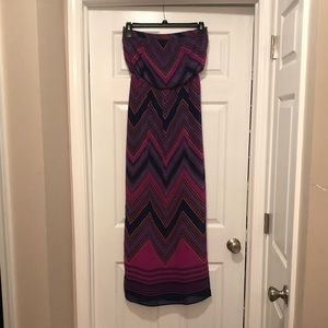 Beautiful Excellent Condition Express Maxi Dress!!